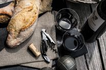 Laguiole Style De Vie Kurkentrekker Zwart Hout