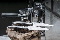 Laguiole Style de Vie Steakmessen Luxury Line RVS 6 Stuks