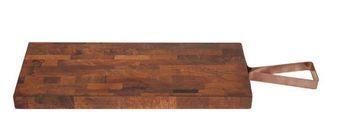 Cosy & Trendy Snijplank Mangohout 51.5 x 16 cm