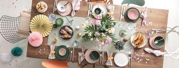 Villeroy & Boch Dinerbord It's my Match Roze Blossom Ø 24 cm