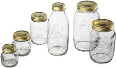 Bormioli Mason Jar Quattro Stagioni 41.5 cl