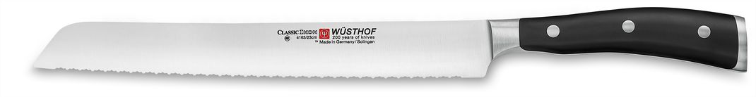 Wusthof Broodmes Classic Ikon Dubbel Gekarteld 23 cm