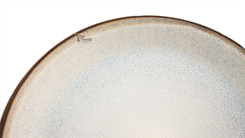 Cosy & Trendy Dessertbord Fez Blauw Ø 22.5 cm