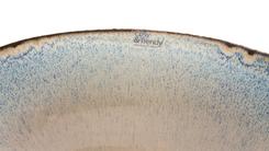 Cosy & Trendy Diep Bord Fez Blauw 17.5 x 21.5 cm