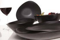Cosy & Trendy Plat Bord Vongola Black 28 x 25.5 cm