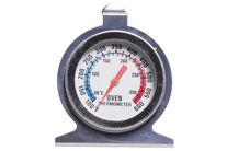 Cosy & Trendy Oven Thermometer RVS Rond