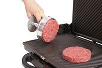 Inno Cuisinno Hamburgerpers Aluminium