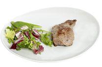 Cosy & Trendy Steak-/Visbord Wit Ø 30.5 cm