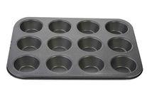 Cosy & Trendy Mini Muffinplaat Zwart 12 Muffins