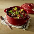 Emile Henry Braadpan Cookware Fusain 5.3 Liter