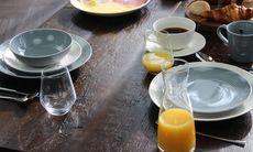 Gordon Ramsay Dinerbord Maze Grey Ø 28 cm