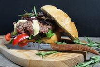 Laguiole Steakmessen Gemengd Hout 02