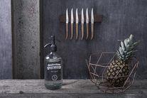 Laguiole Style de Vie Messenmagneet Walnoot 30 cm