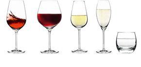 Ritzenhoff Witte Wijnglazen Aspergo 35 cl - 6 stuks