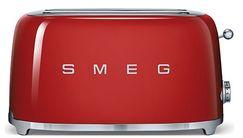 SMEG Broodrooster Rood 2x4