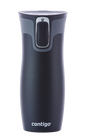Contigo Thermosbeker West Loop Black 0.47 Liter