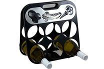 Cosy & Trendy Wijnrek Draagbaar - 6 Flessen