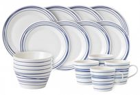 Royal Doulton Serviesset Pacific Lines 16-Delig