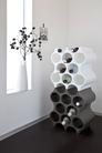 Koziol Wijnrek Stapelbaar Set-Up Taupe 36 cm