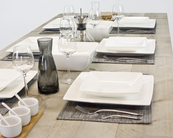 Yong Dessertbord Squito 18 x 18 cm