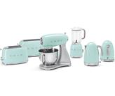 SMEG Keukenmachine Watergroen SMF01PGEU