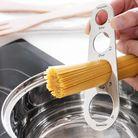 Spaghettimaat RVS 18 cm