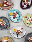 Cosy & Trendy Dinerborden Streetfood 27.5 x 23 cm - 10 Stuks