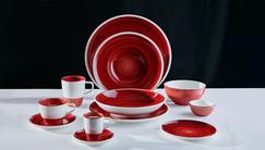 Villeroy & Boch Gebaksbordje Manufacture Rouge Ø 16 cm