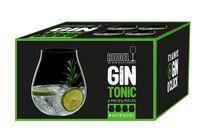Riedel O Wine gin tonic glas - 4 stuks
