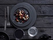 Bitz dinerbord ø 27cm - zwart