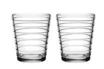 Iittala Aino Aalto glas 22cl - helder - 2 stuks