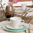 Villeroy & Boch Caffe Club Floral koffieschotel ø 14cm - Touch of Ivy