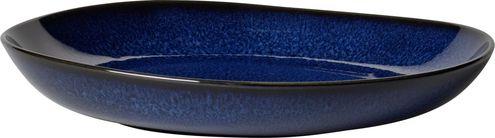 Villeroy & Boch Lave schaal 28cm - blauw