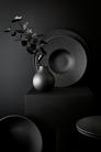 Villeroy & Boch Manufacture Rock pastabord ø 29cm - zwart