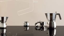 Alessi Moka percolator DC06/3 door David Chipperfield