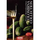 Alessi Colombina bestekset 24-delig - messing