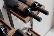 d-Bodhi Winemate hangend wijnrek voor 12 flessen