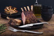 Laguiole Style de Vie Luxury steakmes - 6 stuks - RVS