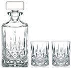 Nachtmann Noblesse whiskyset 3-delig