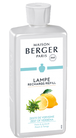 Lampe Berger navulling Zest of Verbena - 500 ml