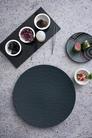 Villeroy & Boch Manufacture Rock bord ø 25cm - zwart