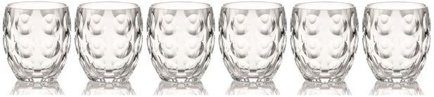 Guzzini Venice waterglas 34cl - 6 stuks