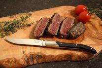 Jay Hill Laguiole steakmes - 6 stuks - ebbenhout