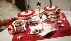 Villeroy & Boch Winter Bakery Delight koektrommel - medium