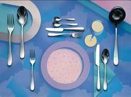 Alessi Nuovo Milano tafellepel 5180/1 door Ettore Sottsass
