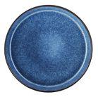 Bitz dinerbord ø 27cm - donkerblauw
