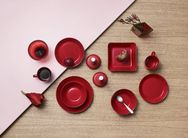 Iittala Teema bord ø 21cm - rood