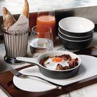 Royal Doulton Gordon Ramsay Bread Street dinerbord ø 27cm - grijs