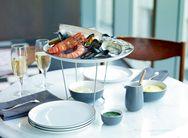Royal Doulton Gordon Ramsay Bread Street ontbijtbord ø 21cm - wit