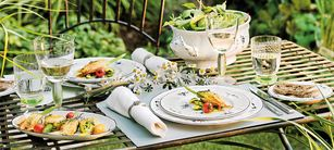 Villeroy & Boch Vieux Luxembourg dinerbord 26x26cm